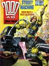 Cover for 2000 AD (Fleetway Publications, 1987 series) #575