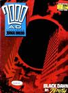 Cover for 2000 AD (Fleetway Publications, 1987 series) #595