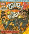 Cover for 2000 AD (IPC, 1977 series) #208