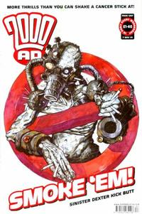 Cover Thumbnail for 2000 AD (Rebellion, 2001 series) #1267