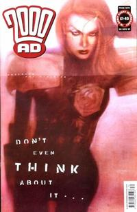 Cover Thumbnail for 2000 AD (Rebellion, 2001 series) #1270