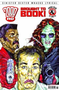 Cover Thumbnail for 2000 AD (Rebellion, 2001 series) #1346