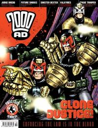 Cover Thumbnail for 2000 AD (Rebellion, 2001 series) #1380