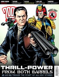 Cover Thumbnail for 2000 AD (Rebellion, 2001 series) #1387