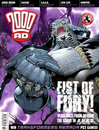 Cover Thumbnail for 2000 AD (Rebellion, 2001 series) #1389