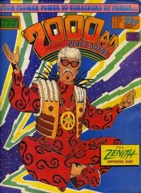 Cover Thumbnail for 2000 AD (Fleetway Publications, 1987 series) #540
