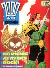Cover Thumbnail for 2000 AD (Fleetway Publications, 1987 series) #562