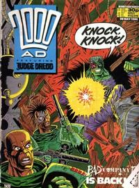 Cover Thumbnail for 2000 AD (Fleetway Publications, 1987 series) #576