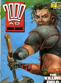 Cover Thumbnail for 2000 AD (Fleetway Publications, 1987 series) #582