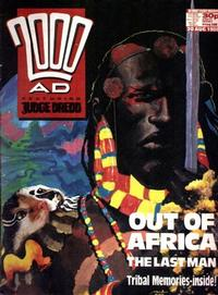 Cover Thumbnail for 2000 AD (Fleetway Publications, 1987 series) #588