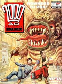 Cover for 2000 AD (Fleetway Publications, 1987 series) #603