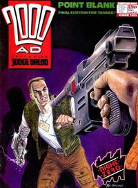 Cover for 2000 AD (1987 series) #616