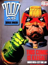 Cover Thumbnail for 2000 AD (Fleetway Publications, 1987 series) #625