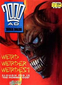 Cover Thumbnail for 2000 AD (Fleetway Publications, 1987 series) #632