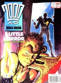 Cover for 2000 AD (1987 series) #638