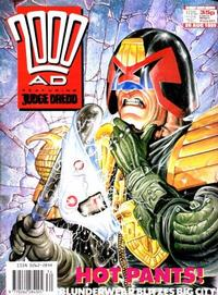 Cover for 2000 AD (1987 series) #641