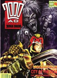 Cover Thumbnail for 2000 AD (Fleetway Publications, 1987 series) #674