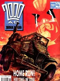 Cover Thumbnail for 2000 AD (Fleetway Publications, 1987 series) #685