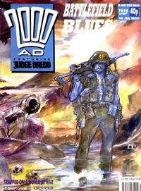 Cover Thumbnail for 2000 AD (Fleetway Publications, 1987 series) #687