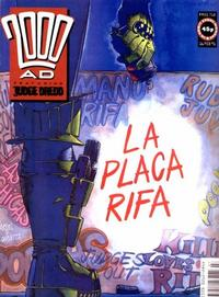 Cover Thumbnail for 2000 AD (Fleetway Publications, 1987 series) #718