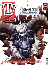 Cover Thumbnail for 2000 AD (Fleetway Publications, 1987 series) #743