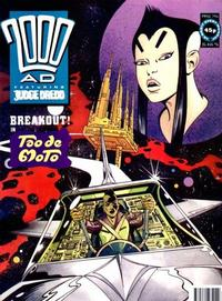 Cover Thumbnail for 2000 AD (Fleetway Publications, 1987 series) #746