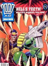 Cover Thumbnail for 2000 AD (Fleetway Publications, 1987 series) #758