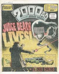 Cover Thumbnail for 2000 AD (IPC, 1977 series) #224