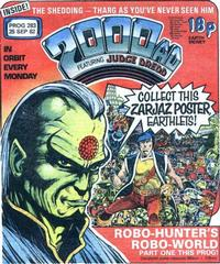 Cover Thumbnail for 2000 AD (IPC, 1977 series) #283
