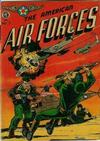 Cover for The American Air Forces (Magazine Enterprises, 1951 series) #5 [A-1 #45]