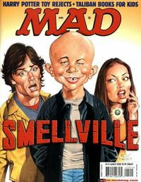 Cover Thumbnail for MAD (EC, 1952 series) #415