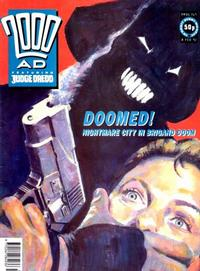 Cover Thumbnail for 2000 AD (Fleetway Publications, 1987 series) #769