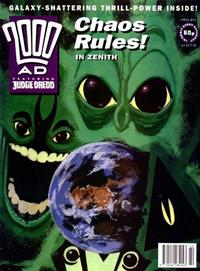 Cover Thumbnail for 2000 AD (Fleetway Publications, 1987 series) #805