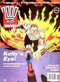 Cover Thumbnail for 2000 AD (Fleetway Publications, 1987 series) #821
