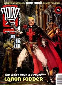 Cover for 2000 AD (Fleetway Publications, 1987 series) #861