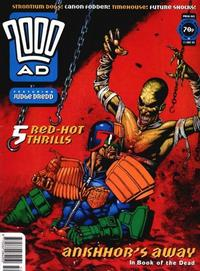 Cover Thumbnail for 2000 AD (Fleetway Publications, 1987 series) #865