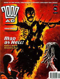 Cover Thumbnail for 2000 AD (Fleetway Publications, 1987 series) #866
