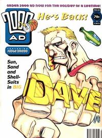 Cover Thumbnail for 2000 AD (Fleetway Publications, 1987 series) #869