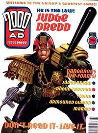 Cover Thumbnail for 2000 AD (Fleetway Publications, 1987 series) #889