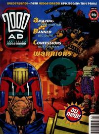 Cover Thumbnail for 2000 AD (Fleetway Publications, 1987 series) #904