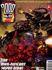 Cover Thumbnail for 2000 AD (Fleetway Publications, 1987 series) #906