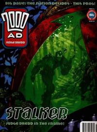 Cover Thumbnail for 2000 AD (Fleetway Publications, 1987 series) #911