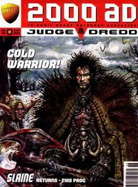 Cover Thumbnail for 2000 AD (Fleetway Publications, 1987 series) #958