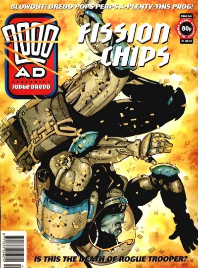 Cover for 2000 AD (1987 series) #949