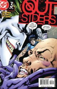 Cover Thumbnail for Outsiders (DC, 2003 series) #3
