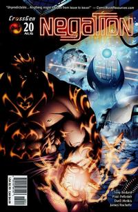 Cover Thumbnail for Negation (CrossGen, 2002 series) #20