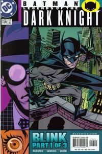 Cover Thumbnail for Batman: Legends of the Dark Knight (DC, 1992 series) #156