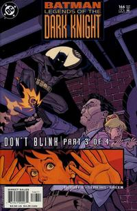Cover Thumbnail for Batman: Legends of the Dark Knight (DC, 1992 series) #166