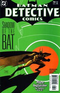Cover Thumbnail for Detective Comics (DC, 1937 series) #786