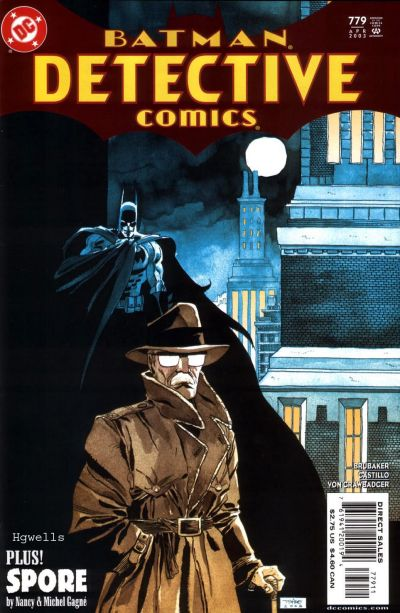 Cover for Detective Comics (DC, 1937 series) #779